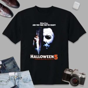 The Revenge Of Michael Myers Shirt
