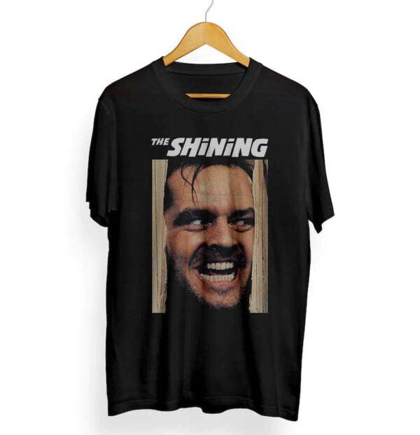 The Shining T Shirt Jack Nicholson Heres Johnny
