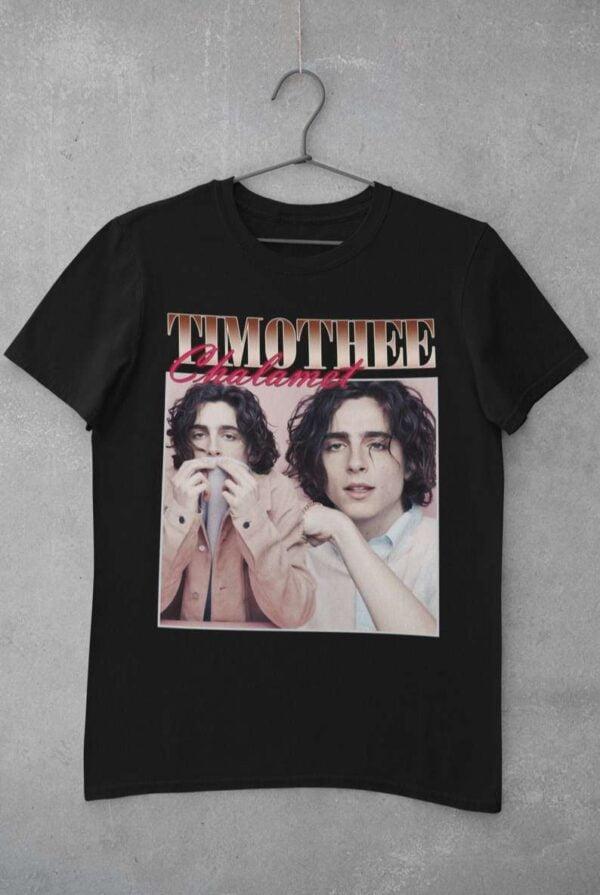 Timothee Chalamet T Shirt Film Actor